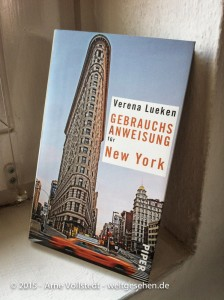 A Manual for New York