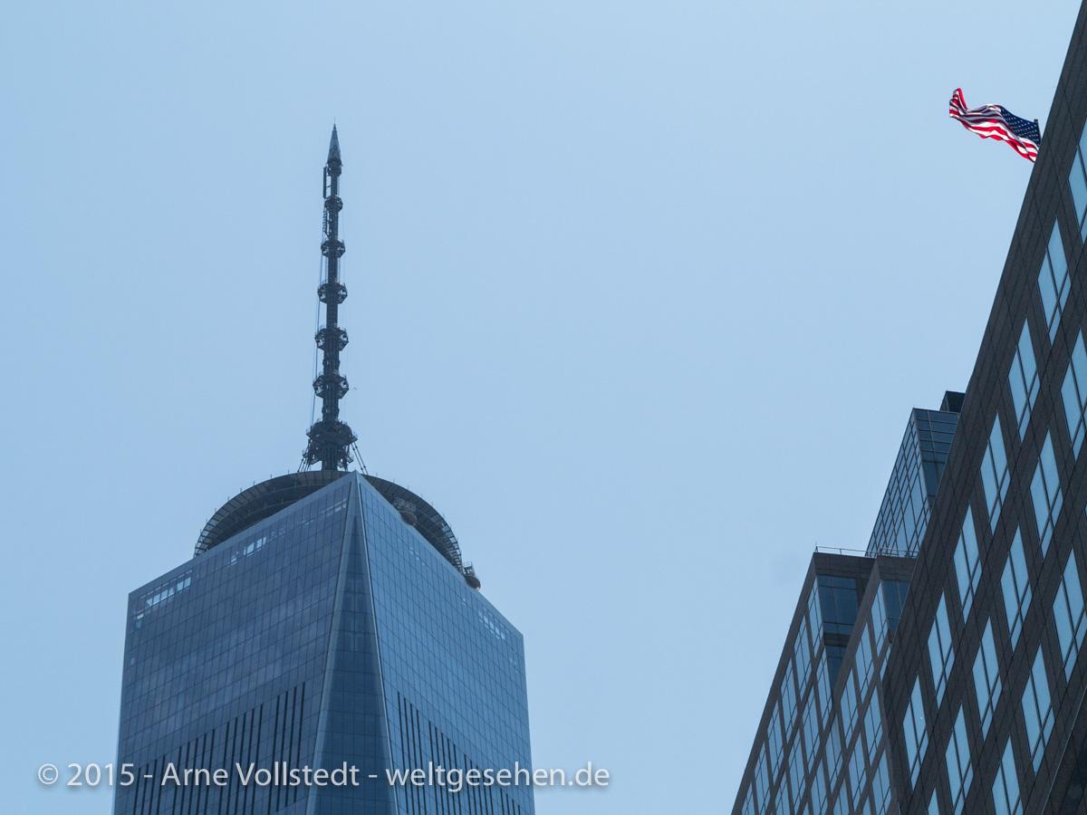 New York und der Memorial Day