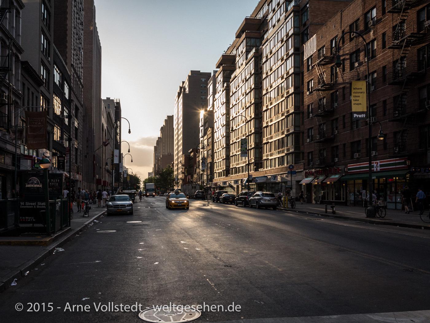 Manhattanhenge Part One