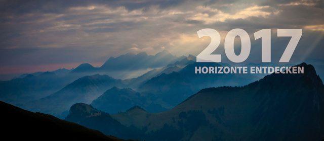 Horizonte entdecken in 2017