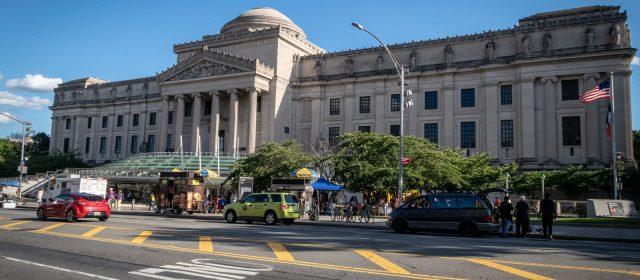 Eröffnung am Brooklyn Museum